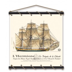 L'Hermione 1779