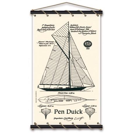 Pen Duick Le Plan