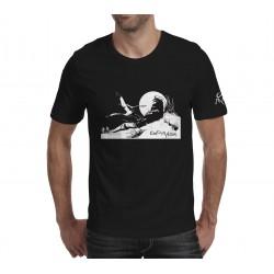 TEE SHIRT Corto Maltese Dune - Noir