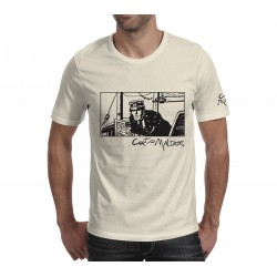 TEE SHIRT Corto Maltese Port Ducal - Ecru